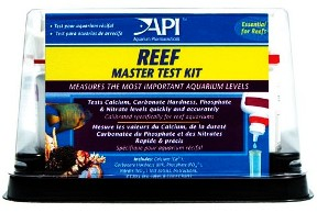 Aquarium Pharmaceuticals Reef Master Test Kits