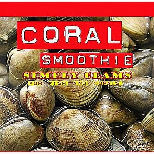 Algagen Coral Smoothie Simply Clams